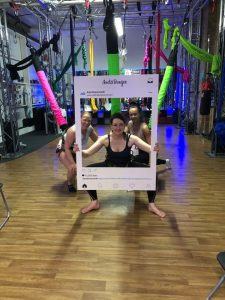 Pole Perfect Fitness, Astro Durance, Bungee Fitness